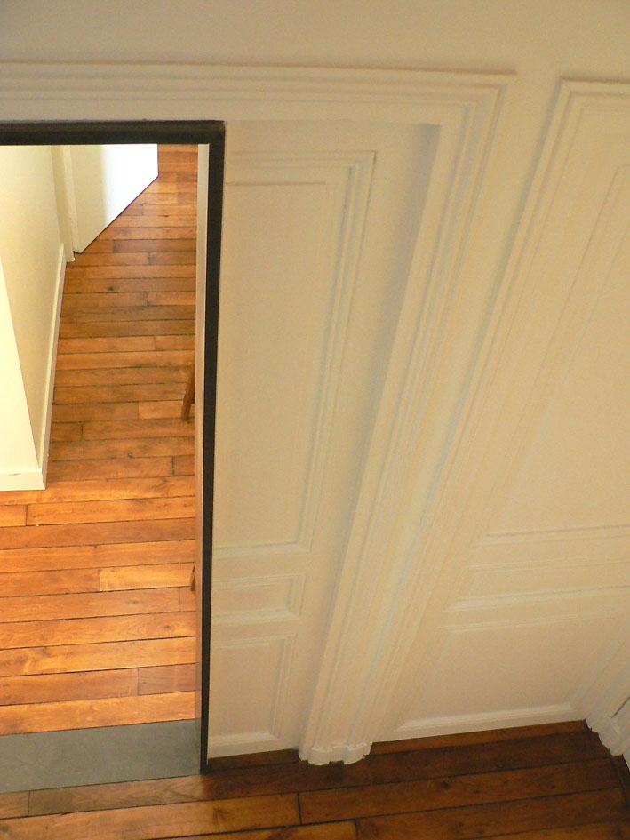 Maison R. - vue intérieure - Architecte : Hervé Gaillaguet